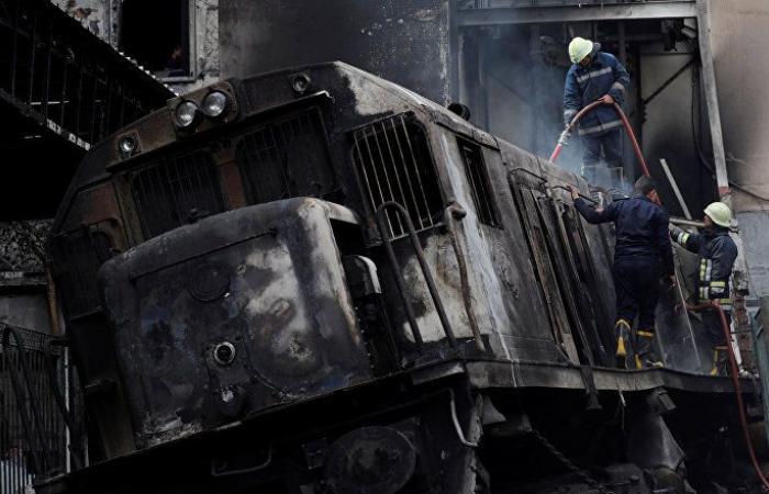 عقب أسابيع من حادث كبير... تطور جديد في محطة مصر (صور)