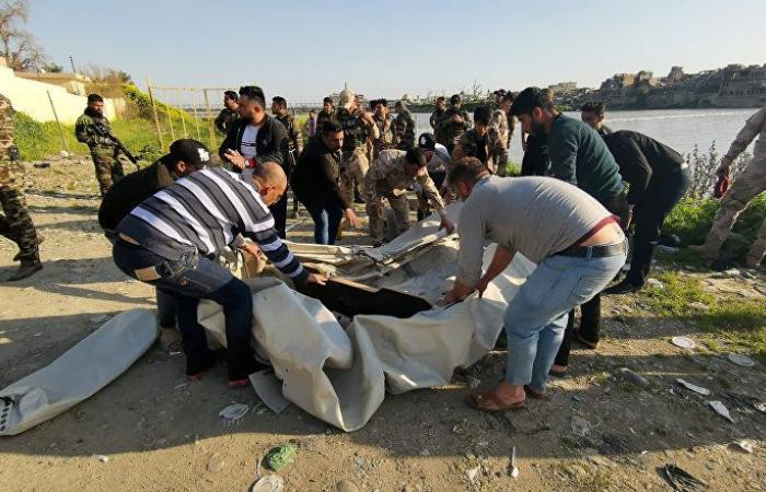 القضاء العراقي تشكيل هيئة تحقيق خاصة في كارثة عبارة الموصل