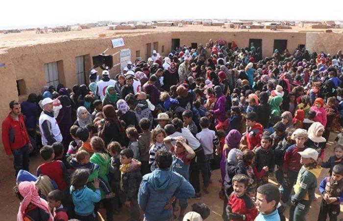 أكثر من 360 لاجئا يغادرون مخيم الركبان ويصلون لمناطق يسيطر عليها الجيش السوري