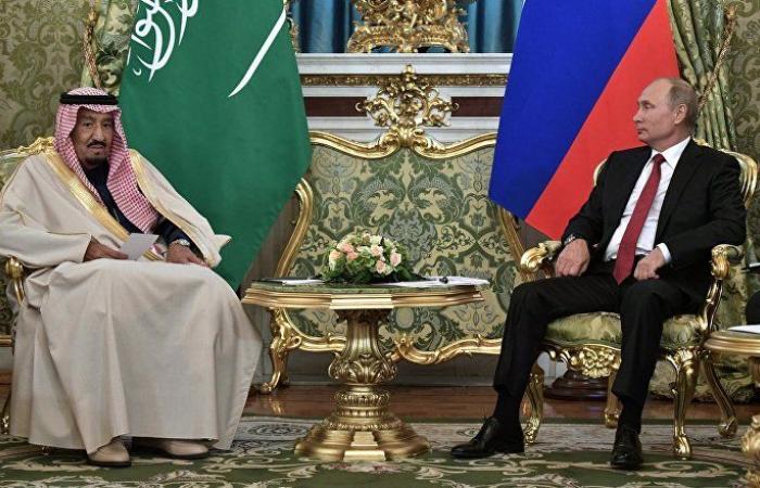 مباحثات روسية - سعودية لإبرام اتفاق بين وزارتي العدل