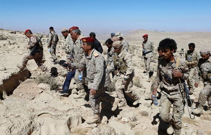 الجيش اليمني يسيطر على مواقع شرق صعدة