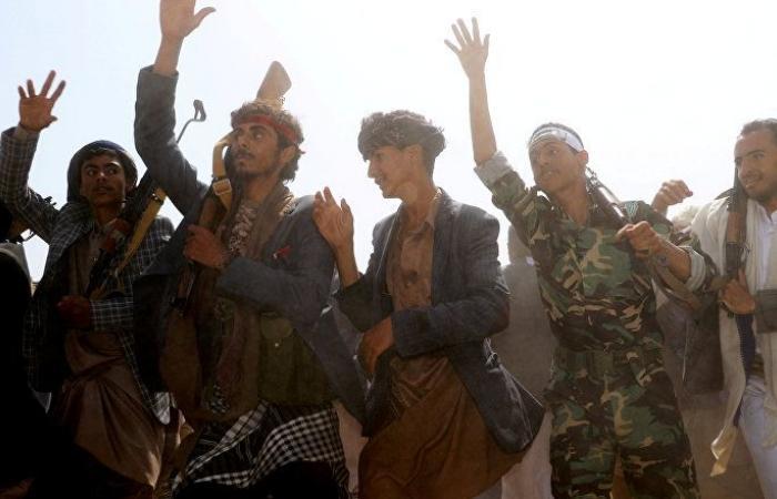 """""""أنصار الله"""" تعلن صد زحف للجيش في حجة والتحالف يشن 20 غارة"""