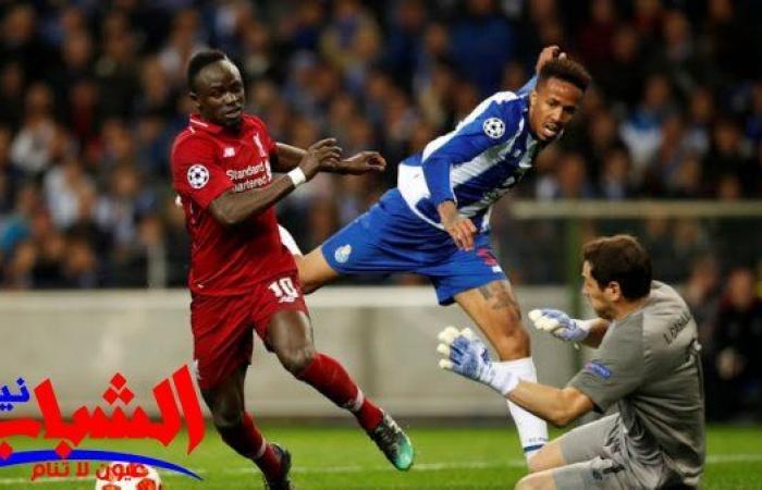 ليفربول يكتسح بورتو البرتغالي ويقابل برشلونة