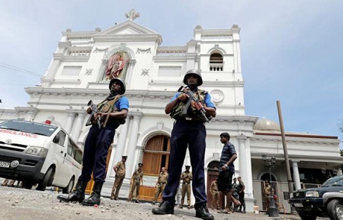 """مقطع صوتي لمضيفة بـ""""الخطوط الجوية السعودية"""" تستغيث أثناء تفجيرات سريلانكا"""