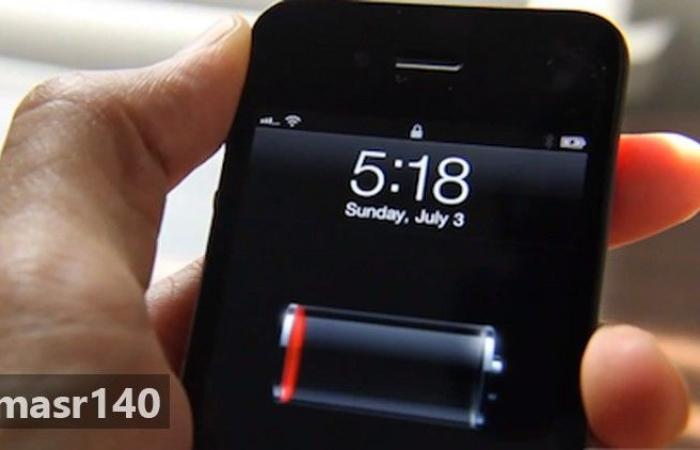 تعرف على سبب تدهور عمر بطارية الهاتف بعد عام من استخدامها