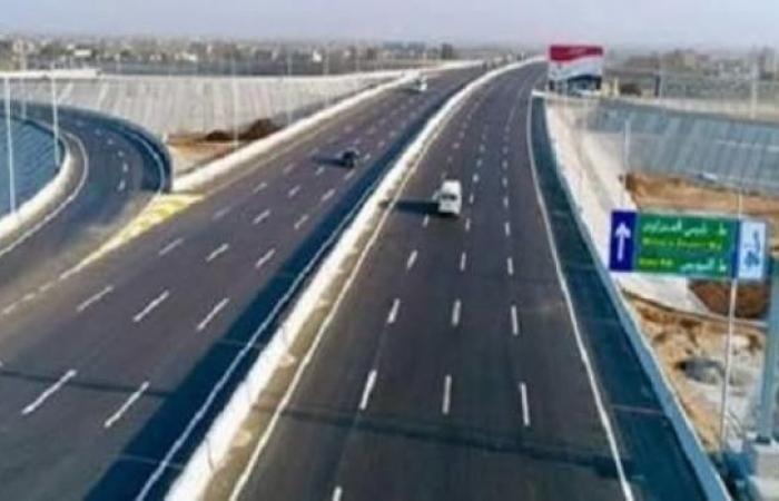 محور روض الفرج...مشروع عملاق بأياد مصرية يربط شرق القاهرة بغربها