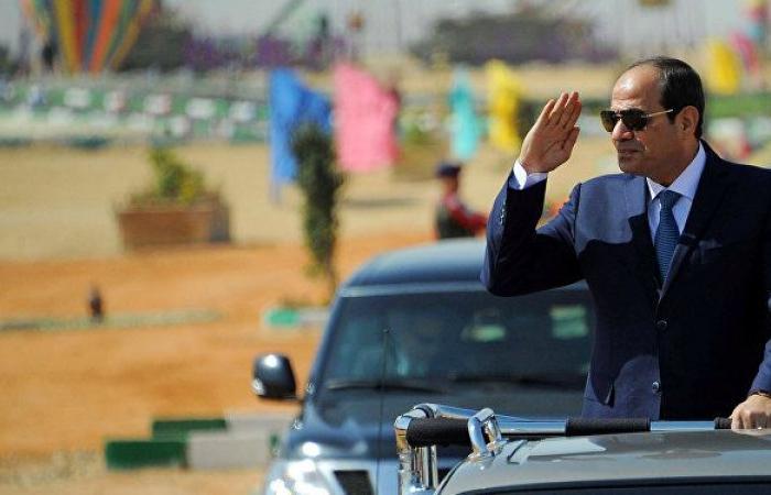 ملك البحرين: مصر صمام أمان للشرق الأوسط