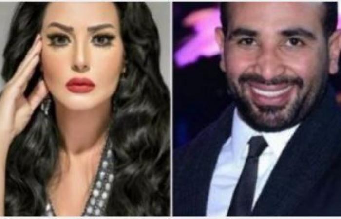 سمية الخشاب تقصف جبهة أحمد سعد.. وتتهمه بالشروع فى قتلها