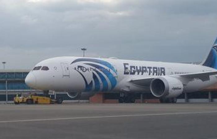 مصر للطيران تسيير 17 رحلة لنقل المعتمرين إلى الأراضى المقدسة