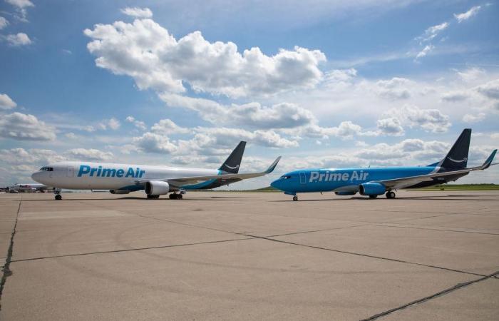 أمازون تبدأ بناء مطارها البالغة قيمته 1.5 مليار دولار