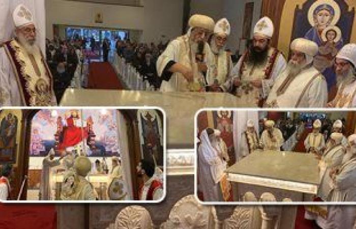 البابا تواضروس: نبحث إمكانية الاحتفال بعيد الميلاد 25 ديسمبر بكنائس المهجر