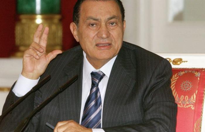 حسني مبارك يكشف كيف أنقذ الشيخ زايد من بطش صدام حسين