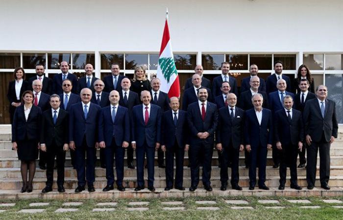وزير المالية اللبناني: العجز في الميزانية سيكون 8.3% من إجمالي الناتج العام أو أقل