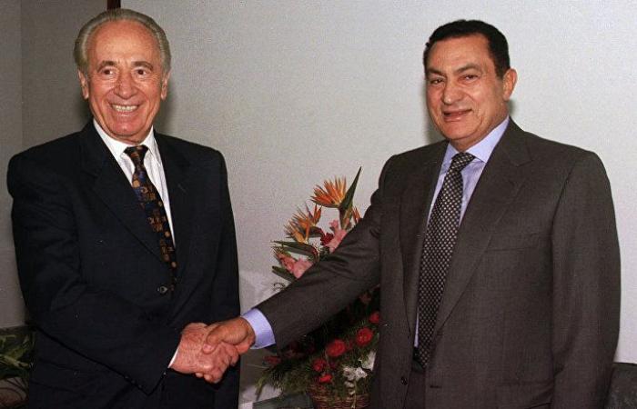 """طلب نتنياهو الذي جعل مبارك يهدده بـ""""حرب جديدة"""""""