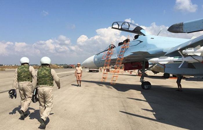 """تعرض قاعدة """"حميميم"""" الروسية لقصف صاروخي"""