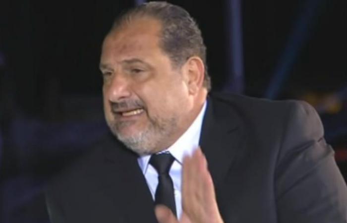 """خالد الصاوي لـ""""ممدوح شاهين"""": """"هاخد حقي منك تالت ومتلت"""""""