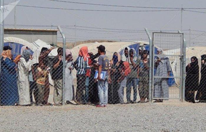 رغم القضاء على الإرهاب... أكثر من مليون عراقي يعيشون في المخيمات