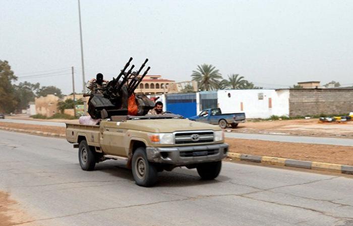 ارتفاع حصيلة قتلى معارك طرابلس إلى 562 بينهم 40 مدنيا