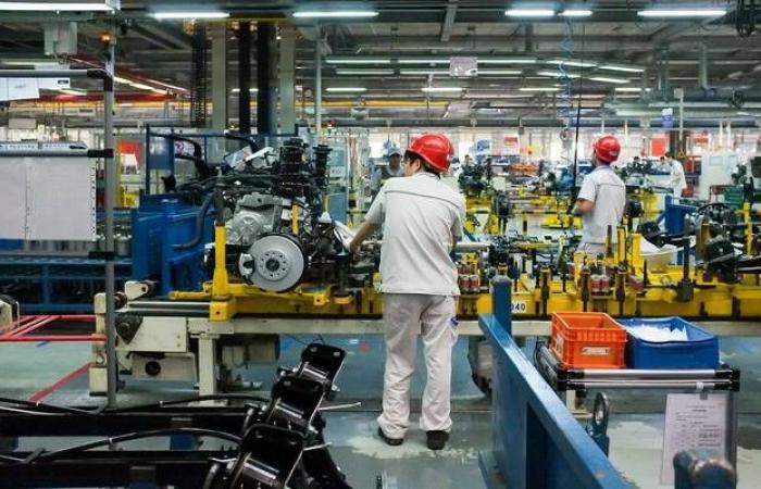 هبوط أرباح الشركات الصناعية في الصين بأكبر وتيرة منذ 2015