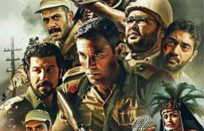 """أحمد عز: فيلم """"الممر"""" نقلة جديدة في حياتي و تصويره كان بنفس طريقة تدريب القوات المسلحة المصرية"""