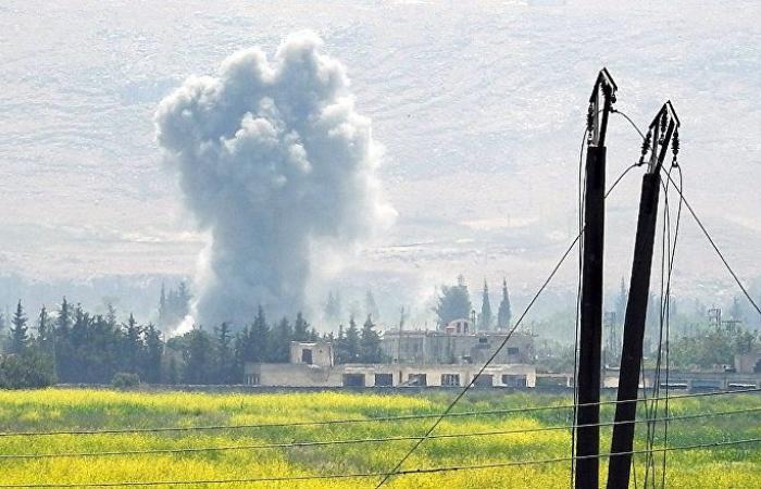 """التقط بطريقة سرية... """"فيديو"""" يزعم حل لغز حرائق سوريا الضخمة"""