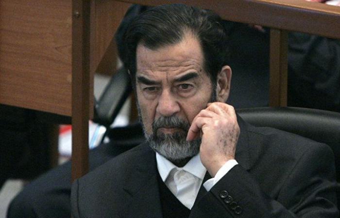صدام حسين يثير ضجة في إحدى الدول العربية... وإسرائيل تدخل على الخط