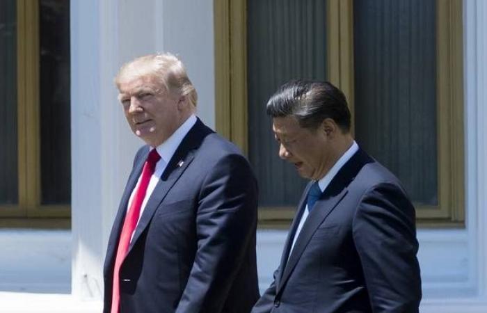 ترامب: لا يوجد موعد محدد لفرض تعريفات إضافية ضد الصين