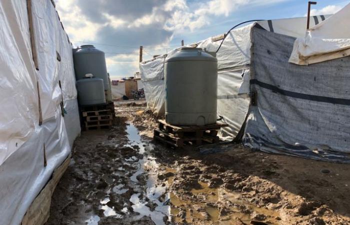 مستشار وزير شؤون النازحين بلبنان: قرارات هدم المخيمات ليست من اختصاصنا
