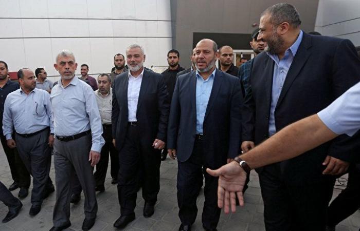 """""""حماس"""" تدعو جامعة الدول العربية لمطالبة الأعضاء بمقاطعة مؤتمر البحرين"""