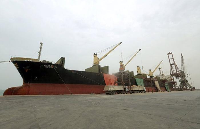 الأمم المتحدة: لا وجود لقوات الحوثيين في 3 موانئ يمنية رئيسية منذ شهر