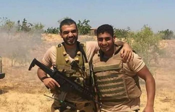 """الشهيد """"أحمد منسي"""" بطل القوات المسلحة ..... صُنف من أقوى مائة قائد صاعقة فى العالم وأحبط ١٢٥ عملية إرهابية فى سيناء"""