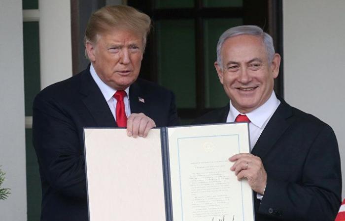 """شاهد... موقع """"هضبة ترامب"""" الإسرائيلية في الجولان المحتل"""