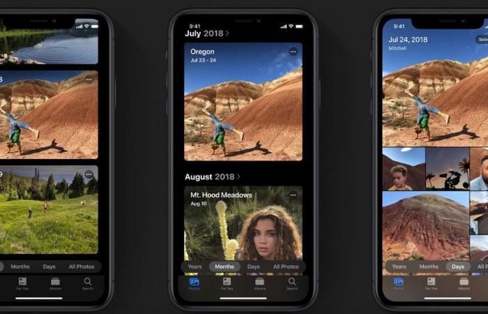 مقارنة شاملة بين نظامي iOS 13 و Android Q