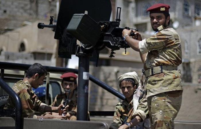 """مقتل 12 مسلحا من """"أنصار الله"""" بمواجهات شمال محافظة الضالع"""