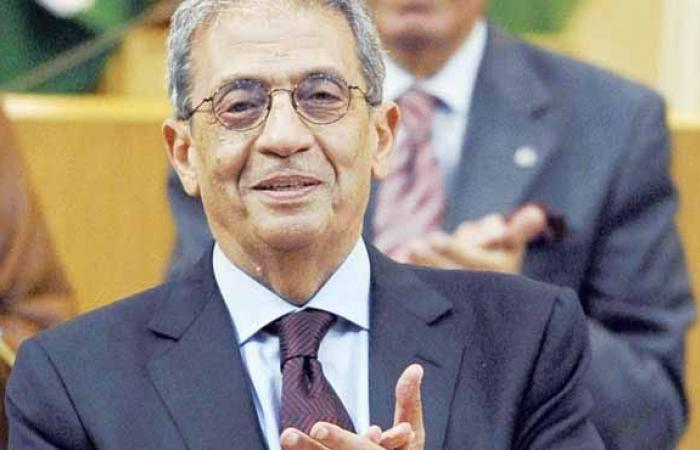 عمرو موسى: لم يستطع مرسي أن يؤدي دوره كرئيس لكل المصريين