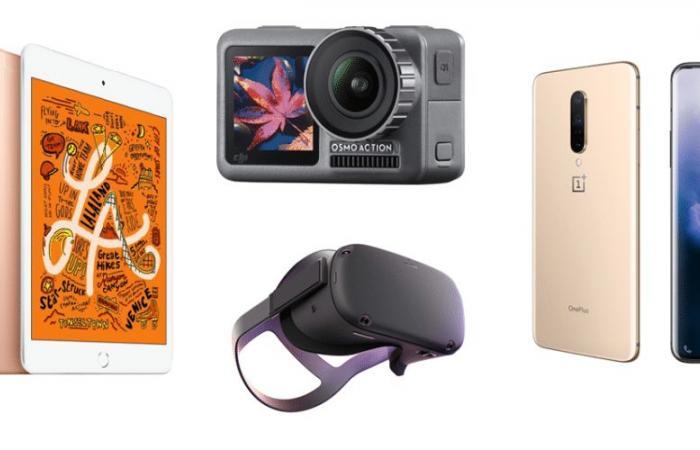 أبرز 10 أجهزة تقنية صدرت في عام 2019 حتى الآن