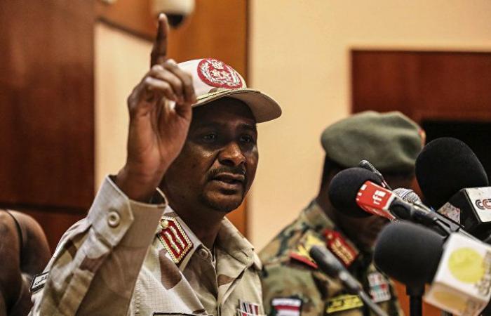 حميدتي في تصريح جديد: السودان لم يعد يتحمل أكثر من ذلك