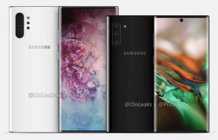 تسريب جديد يكشف عن موعد الإعلان عن Galaxy Note 10