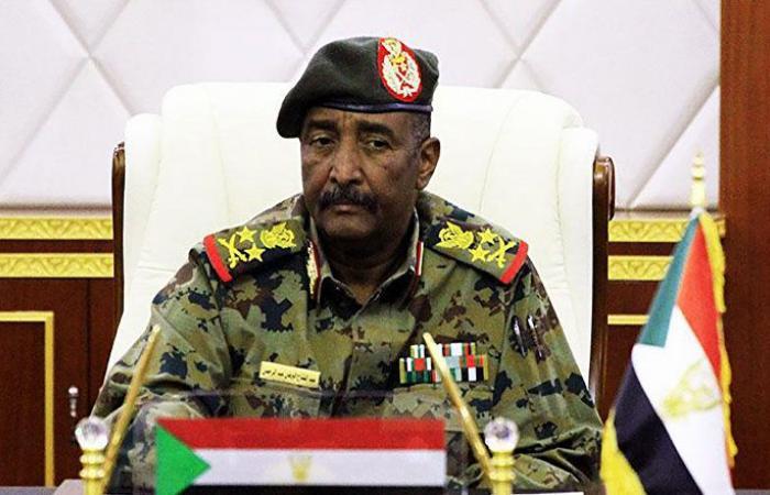 البرهان يؤكد رفض المجلس العسكري لأي تدخلات خارجية