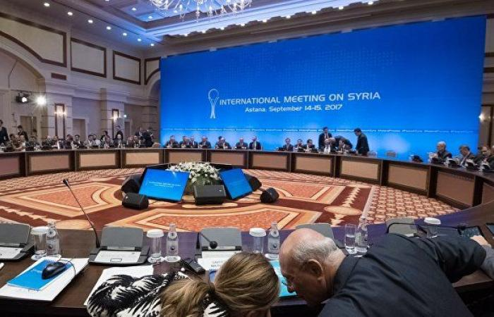 لبنان يرد على روسيا بشأن اجتماع أستانا ويحتفظ بحقه في بحث عودة النازحين