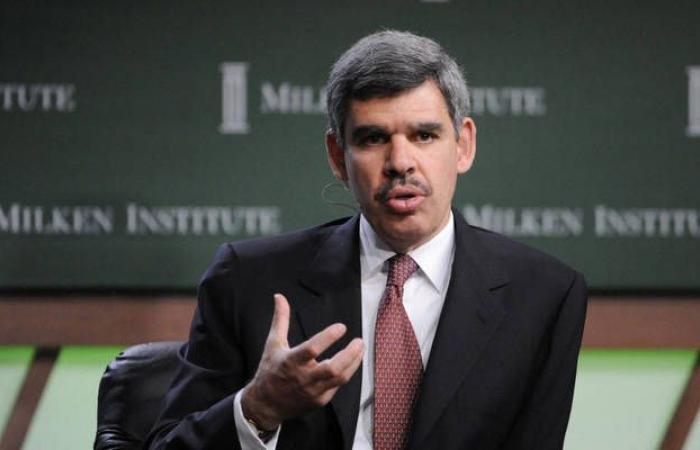 محمد العريان يتوقع خطوات وقرارات الاحتياطي الفيدرالي قبيل اجتماعه المرتقب