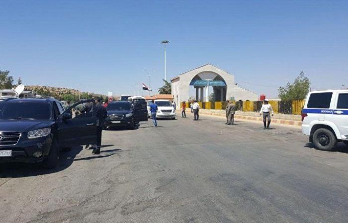 الموفد الروسي يختتم زيارته إلى بيروت واتفاق بخصوص النازحين السوريين