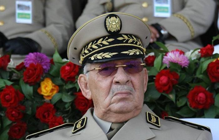 تحذير شديد اللهجة من قايد صالح للجزائريين