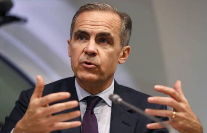 كارني: بنك إنجلترا يدرس السماح لخدمات المدفوعات الجديدة مثل الليبرا