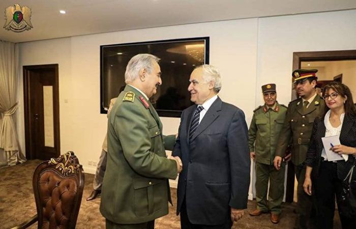 برلماني ليبي: زيارة سلامة للقائد العام للجيش لم تكن بالوقت المناسب