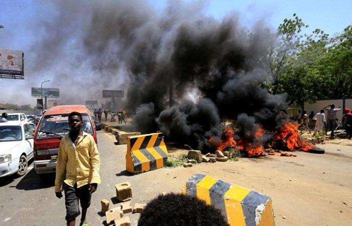 أمريكا تدرس فرض عقوبات على السودان إذا زاد العنف
