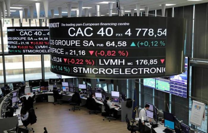 محدث.. الأسهم الأوروبية تهبط بالختام مع ترقب لقاء ترامب وشي