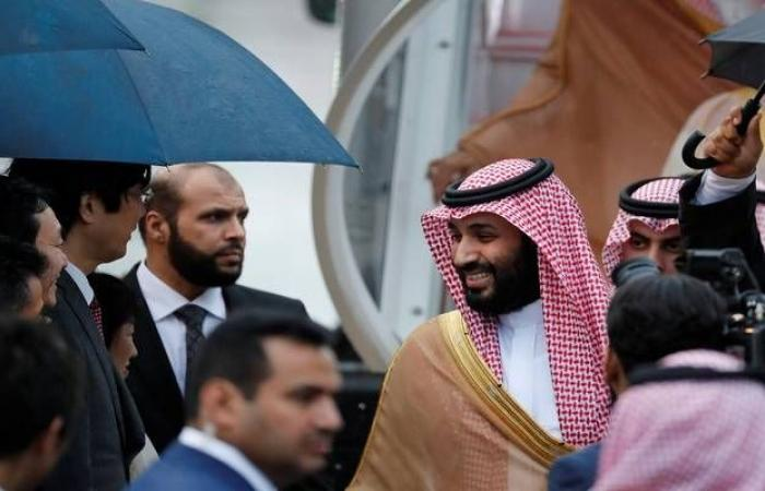 ولي العهد السعودي يصل اليابان لحضور قمة العشرين