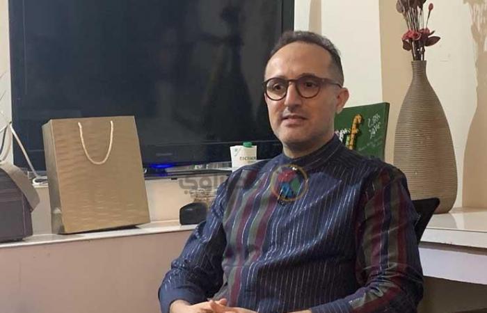 صدمة لكل محبيه .. إصابة الإعلامي «شريف مدكور» بقطع في شبكية العين