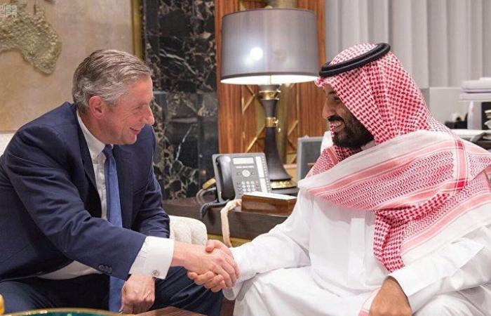 """حدث """"غير مسبوق"""" تشهده مدينة نيوم السعودية"""